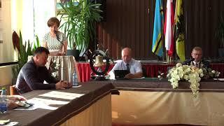 Transmisja LIX Sesji Rady Miejskiej Władysławowa z 27 czerwca 2018 roku. Proponowany porządek obrad do