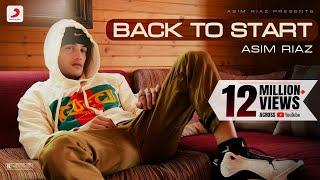 Back to Start Asim Riaz