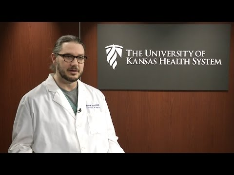 Dr. Ashley Bennett at The University of Kansas Hospital provides an update on the condition of gunshot victim Ian Grillot.