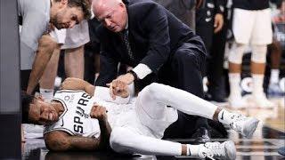 CP3 Halfcourt 3! Murray Injury, Carmelo Off Bench! 2018 NBA Preseason