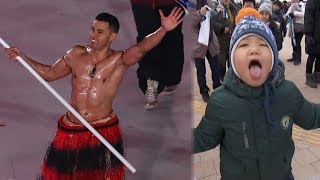6 BEST 2018 Winter Olympics Opening Ceremony Highlights