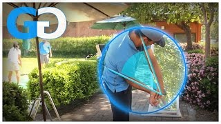 Golf Instruction | How to Properly ROTATE Your chest in the GOLF Swing | Golf Lesson