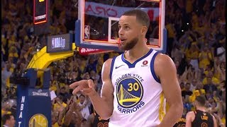 Stephen Curry - Incredible Shots 2017/2018