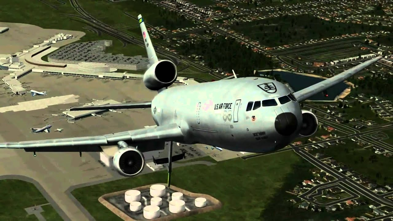 Virtual pilot 3d official youtube channel air traffic for Simulatore 3d