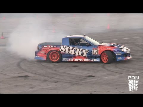 Drifting - part 1 - Holley LS Fest