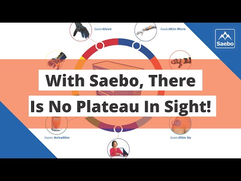 With Saebo, There is No Plateau In Sight!