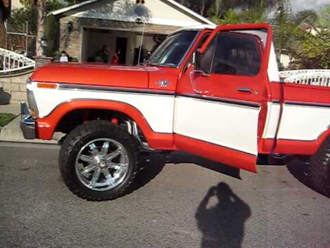 1979 ford pickup lariat 4x4 Musica Movil | MusicaMoviles.com