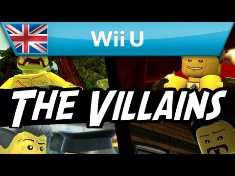 LEGO CITY Undercover - Webisode 6: Meet The Villains (Wii U)