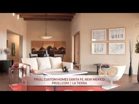 Prull Custom Home Builders in Santa Fe, New Mexico - La Tierra