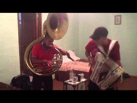 Huapangos con acordeón y Tuba (Juanito Caballero y Lalo Martinez de Majestad de la Sierra)