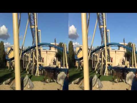 OzIris - Parc Asterix (FR) - 3D HD