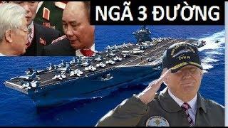 Mỹ đang chờ đón VN  giữa tứ giác Kim Cương