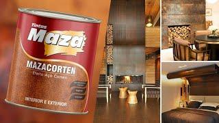 Aço Corten - O efeito ferrugem adorado na decoração!
