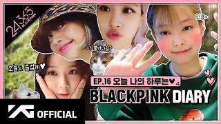BLACKPINK - '24/365 with BLACKPINK' EP.16