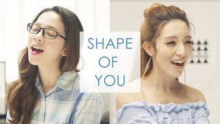 阿滴英文|英文流行歌曲分享 Shape of You【滴妹XLara】