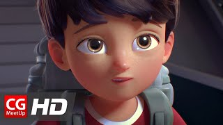 "CGI Animated Short Film: ""Godspeed"" by Sunny Wai Yan Chan 