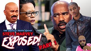 Steve Harvey Past ISSUES With Son Wynton REVEALED And His Alleged 4TH FORGOTTEN Wife DISCOVERED