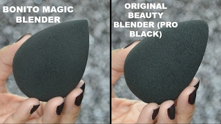 BONITO MAGIC BLENDER | Closest Dupe of the Original Beauty Blender | Review & Demo