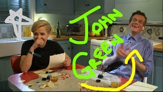 The Hemmingway Challenge ft. JOHN GREEN!