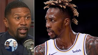 Jalen Rose marvels at Dwight Howard's Lakers reinvention | Jalen & Jacoby