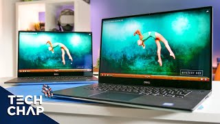 Dell XPS 15 (2019) OLED vs LCD - Should You Buy an OLED Laptop?  | The Tech Chap