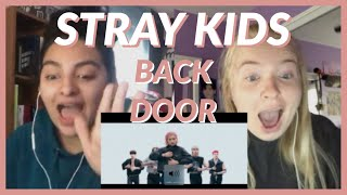"Stray Kids ""Back Door"" MV REACTION"