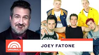 Joey Fatone Spills *NSYNC Secrets And Thoughts About 90s Style   TODAY Originals