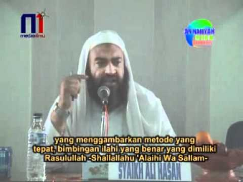 Syaikh Ali Hasan - Manhaj Dakwah Para Nabi 4/9