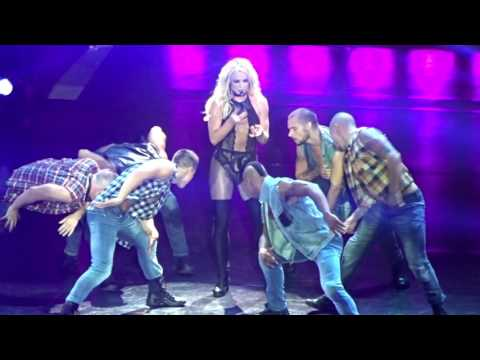 170615 Gimme More - Britney Spears in Manila