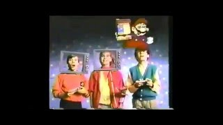 Nintendo Cereals Commercials Collection