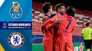 FC Porto vs. Chelsea: Extended Highlights | UCL on CBS Sports