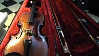 Violin Antonius Stradivarius
