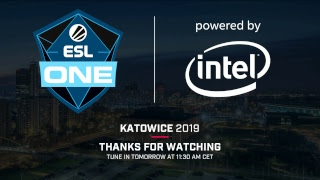 LIVE: Fnatic vs. Complexity - Game 2 - Group B - ESL One Katowice 2019