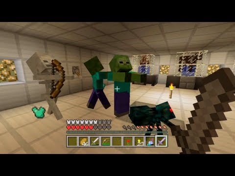 Minecraft Xbox - The Sewer - Kryptic Kingdom - Part 8 - Smashpipe Games