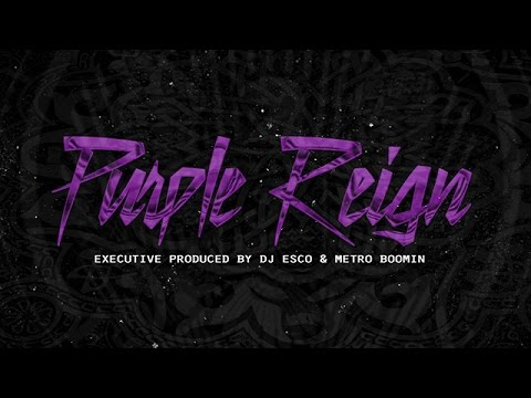 Future - Never Forget (Purple Reign)