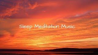 Sleep Meditation Music, Fall Asleep Faster, 24/7 Relaxation Music - Warm Sunset