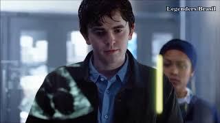 "Promo The Good Doctor 1x01 - ""Pilot: Burnt Food""  LEGENDADO"
