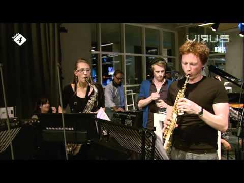 VIRUS 22-9: Berlage Saxophone Quartet