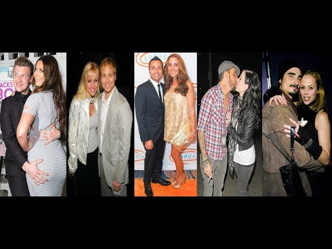 Unseen Wives Of  Backstreet Boys 2019