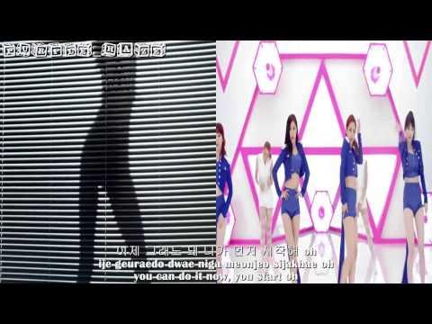 [2in1] Girls Day - Female President [hangul + romanization + eng sub]