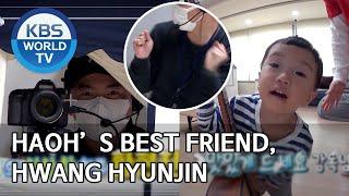Haoh's best friend, Hwang Hyunjin [The Return of Superman/2020.06.07]