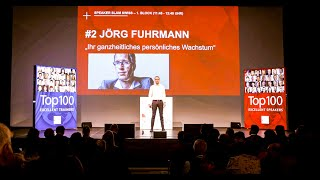 Jörg Fuhrmann bei Speakers-Excellence in Zürich