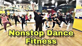 Nonstop Dance Fitness || High On Zumba || Bhubaneswar