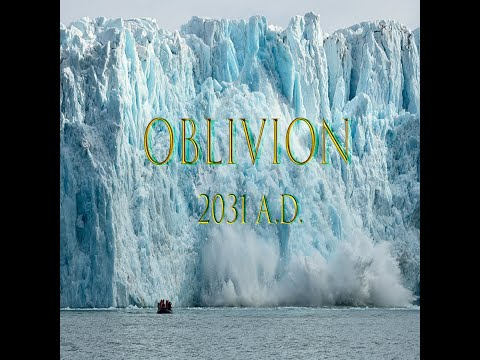 Carbon Footprint Music Productions - OBLIVION 2031 A.D. by Gary Haywood [Official Video] 4K