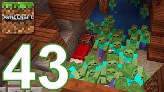 Minecraft: PE - Gameplay Walkthrough Part 43 - The Relic of Riverwood (iOS, Android)