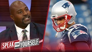 Marcellus Wiley: The Patriots' success is about Brady — not Belichick | NFL | SPEAK FOR YOURSELF