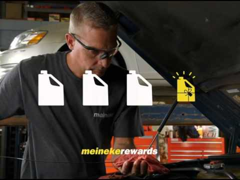 Introducing Meineke Rewards