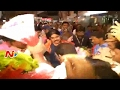 Pawan Kalyan Receives Grand Welcome at Shamshabad Airport..