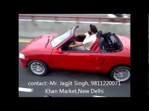 Modified Maruti 800 - Fine Auto India