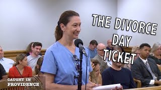 The Divorce Day Ticket and They'll Never Catch Us